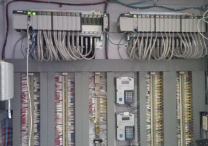 PLC-5 conversion or replacement